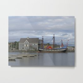 Pictou Harbor Metal Print