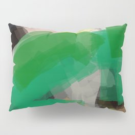 This is not organic Pillow Sham