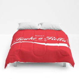 Relax - Smoke a Rolla Comforters