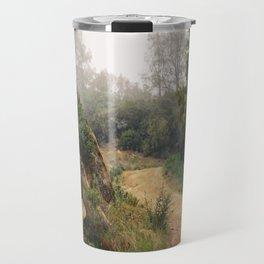 (follow the path) Travel Mug