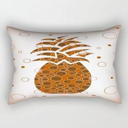 Mod Pineapple Rectangular Pillow