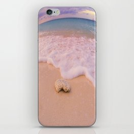 Shell Beach iPhone Skin