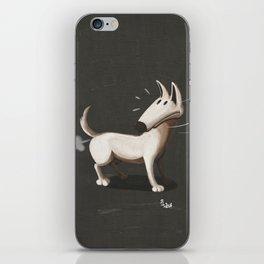 Farting Dog iPhone Skin