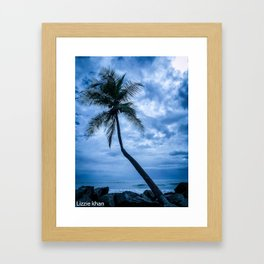 kerela Framed Art Print
