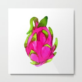 Dragonfruit no 1 Metal Print
