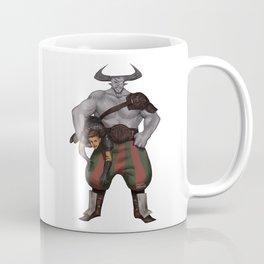 DA crew Iron bull Coffee Mug