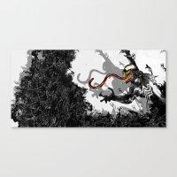 venom Canvas Prints featuring Venom by Andriolo