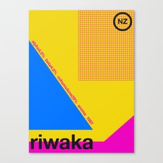 riwaka single hop Canvas Print