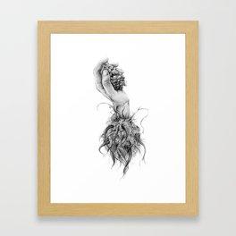 Epiphyte Find Framed Art Print