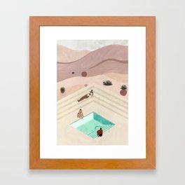 Amangiri Framed Art Print