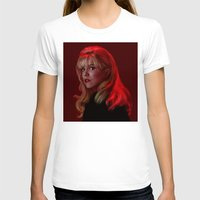 laura palmer T-shirts featuring Laura Palmer from Twin Peaks by Annike