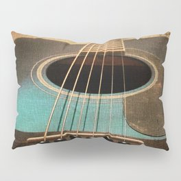 Midnight Strum Pillow Sham