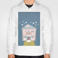 starry night Hoodies featuring starry night by ARTION