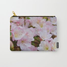 Blooming Azalea Flowers Carry-All Pouch