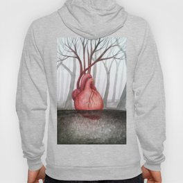 Heart of the Forest Hoody