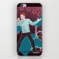 heroes iPhone & iPod Skins featuring Heroes by Kivitasku Designs