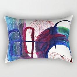 Turquise - 04 Rectangular Pillow