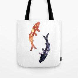 Little patronus - Carp Tote Bag