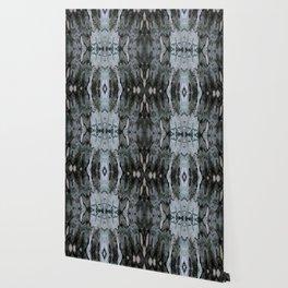 grey abstract water reflection Wallpaper