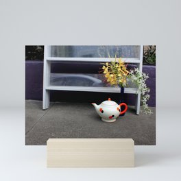Ode To The Wayward Card Rack Mini Art Print