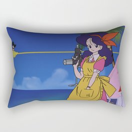 Dragonball - Launch Rectangular Pillow