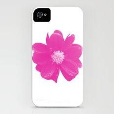 Pink Slim Case iPhone (4, 4s)