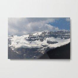 Snow Kissed Metal Print