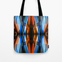 navajo Tote Bags featuring Navajo by Robin Curtiss