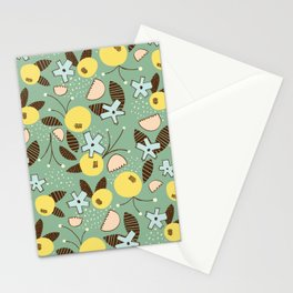 Sexy & Free Floral Stationery Cards