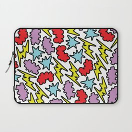 Pop pattern Laptop Sleeve