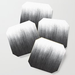Charcoal Ombré Coaster