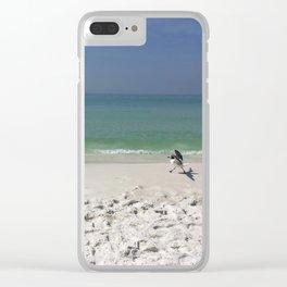 Strut Clear iPhone Case