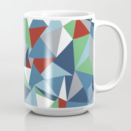 Abstraction #8 Coffee Mug