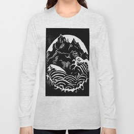Black Mountains Long Sleeve T-shirt