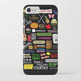 How I Met Your Mother | HIMYM | Barney Stinson | Tv show iPhone Case