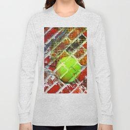 Modern Tennis art 5 Long Sleeve T-shirt