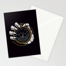 Dead in the Water Stationery Cards