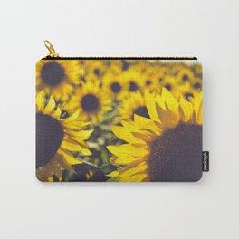 Summer Sunflower Love Carry-All Pouch