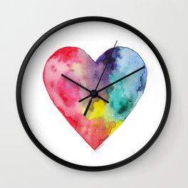 #LoveWins Wall Clock