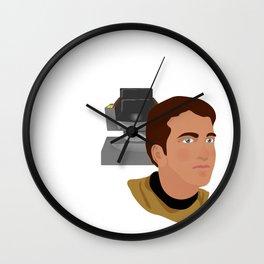 The Elder Kirk Wall Clock