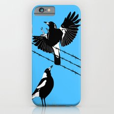 Magpies: learn to fly iPhone 6s Slim Case