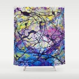 Number Twenty  Shower Curtain