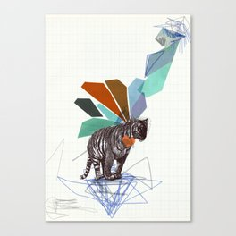T I G E R Canvas Print