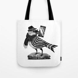 Smartbird Tote Bag