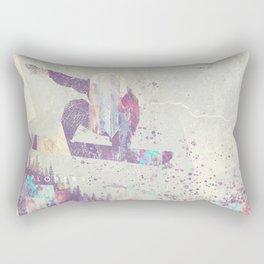 Explorers IV Rectangular Pillow
