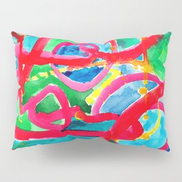 Party On Pillow Sham