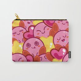 Kirby Pink Carry-All Pouch