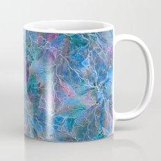 Frozen Leaves Mug