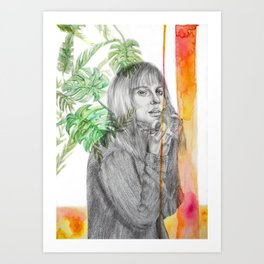 Summer time for Brits Art Print