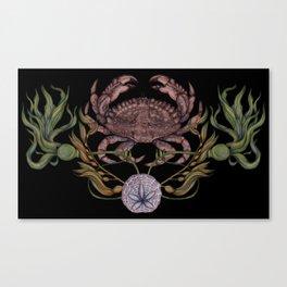 Pacific Emblem Canvas Print